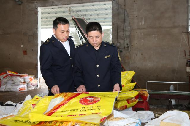 安徽省启动农资产品专项执法检查行动
