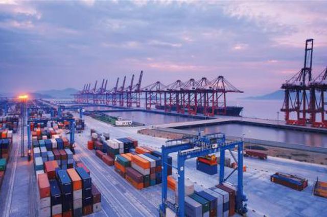 一季度合肥市属企业实现进出口55.5亿美元