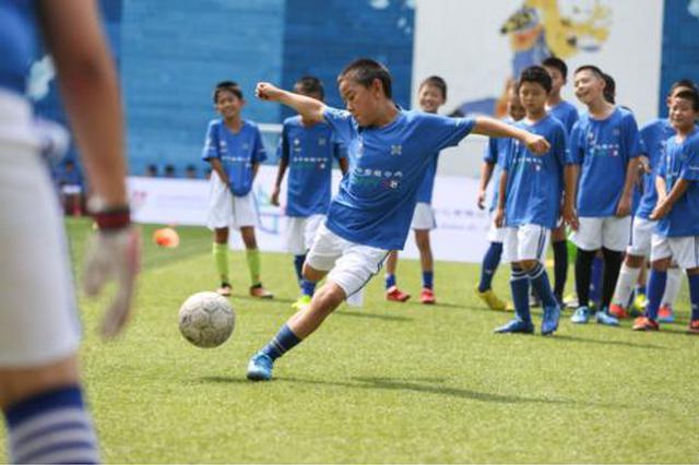 安徽目前注册青少年运动员32865人
