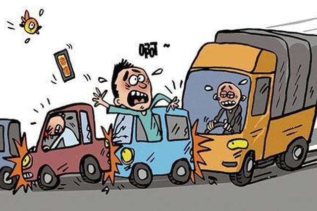 安徽出台多项措施 预防重特大道路交通事故