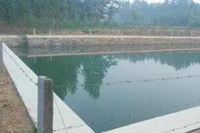 合肥最大雨水调蓄池或年底竣工