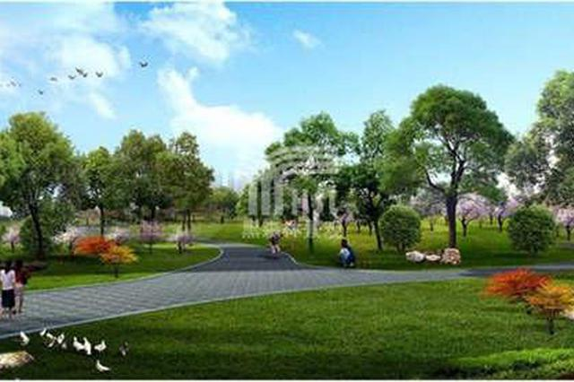 合肥空港经济示范区建成首座公园