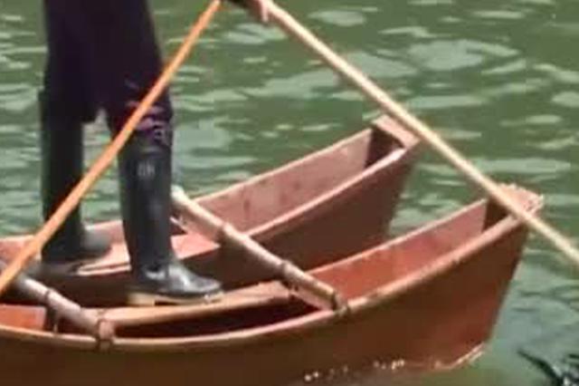 安徽灵璧:重现鸬鹚捕鱼古老技艺