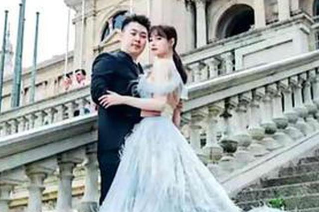 杜海涛沈梦辰好事将近 何炅透露拍婚纱照是工作