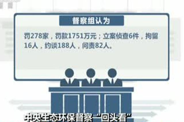 中央生态环保督察组向安徽省反馈督察情况