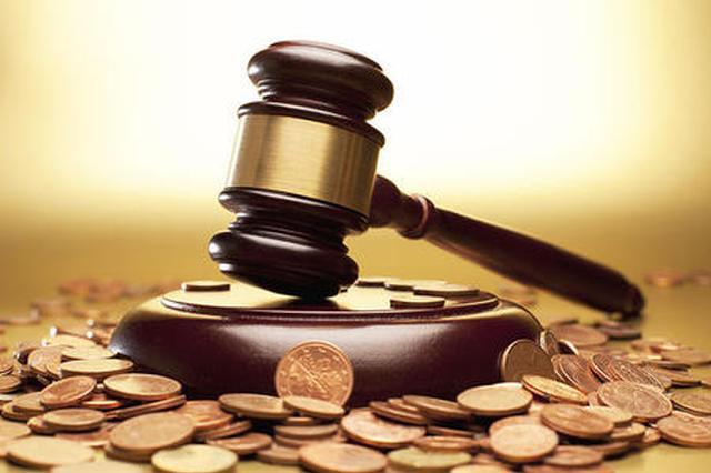 滁州市定远县公安局原政委施金平获刑4年6个月