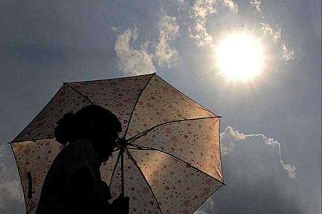 安徽省下周气温最高可达34℃
