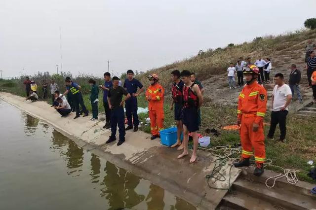 阜阳三少年溺水身亡
