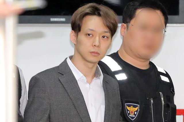韩国检方透露已对朴有天进行拘留起诉