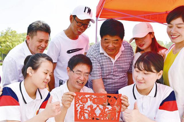 阜阳市5.3万名残疾人已实现脱贫