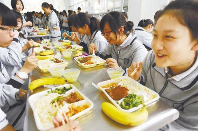 前4月安庆市共发放营养膳食补助3805万元