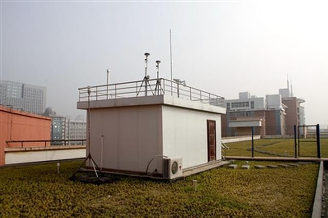 阜阳三区3个乡镇将建空气自动监测站