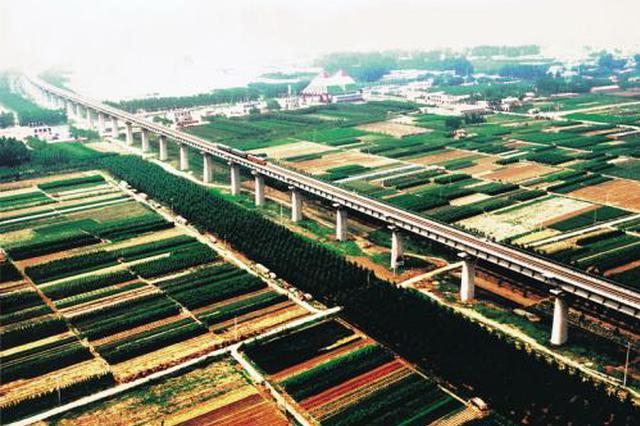 合肥至新沂铁路安徽段工期初定