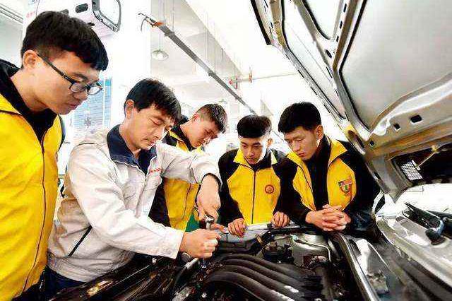 安徽87所高等职业院校将面向社会人员扩招257000人