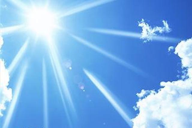 34℃高温要来了 周末迎暴雨