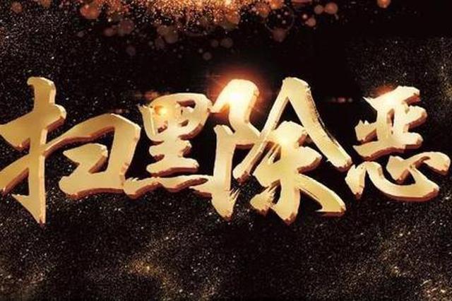 """阜阳警方悬赏征集颍上""""张氏三兄弟""""涉黑线索"""