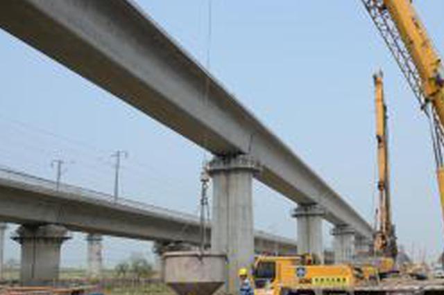 巢马城际铁路确保年内开工建设