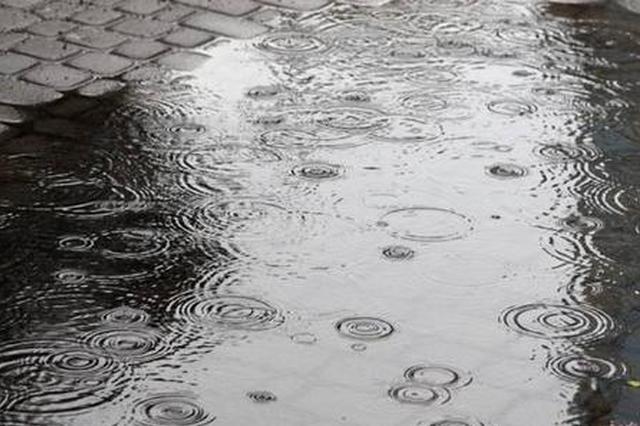 安徽高温30多度 明天起雨水来灭火