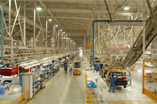 安徽省工业和技改投资稳定增长