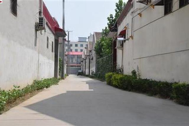 """合肥瑶海区9条小街巷""""旧貌换新颜"""""""