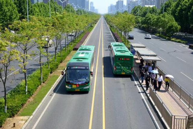6月5日起 合肥BRT2号线102路公交走向调整