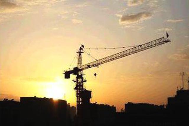 前4个月安徽对外承包工程新签合同额5.8亿美元