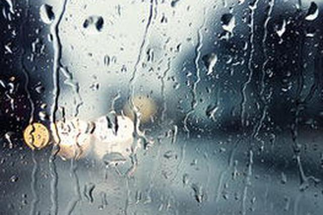 强降雨致安徽南部道路农田被淹 周末降雨间歇