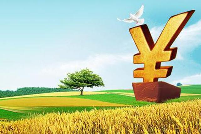 合肥市出台涉农专项资金监管办法