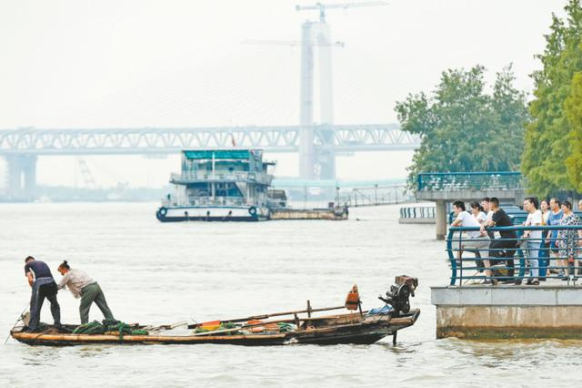 长江水位又涨了