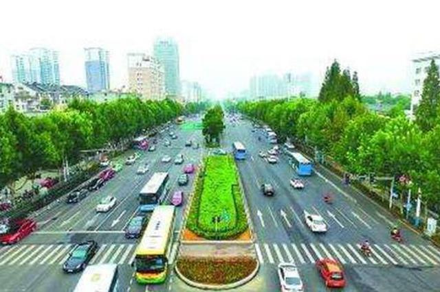 合肥黄怀交口改造完成 黄山路双向各增一条左转车道