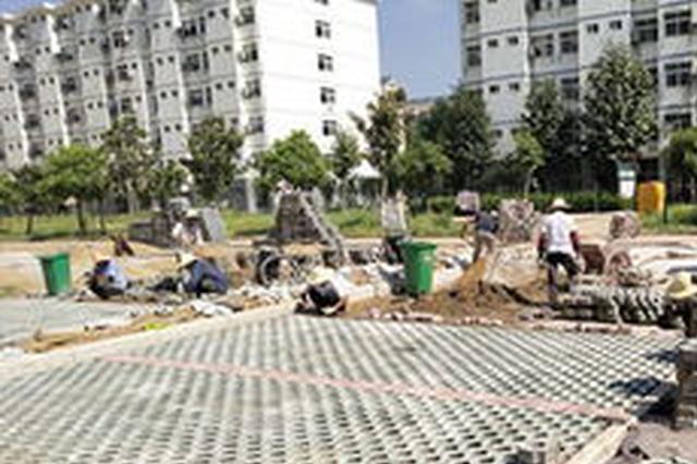 合肥市包河区15所校园暑期维修改造