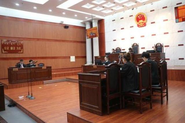 被控多次猥亵女学生 安徽六安一中学教师受审