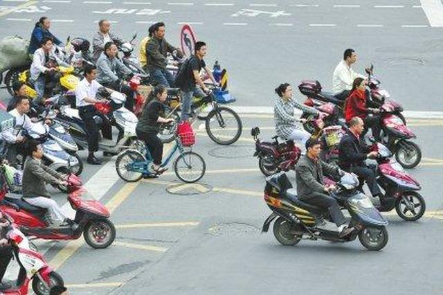 合肥市集中开展电动自行车火灾防范整治行动