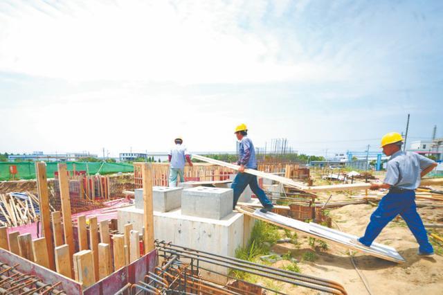 芜湖轨道交通停车场项目进展顺利