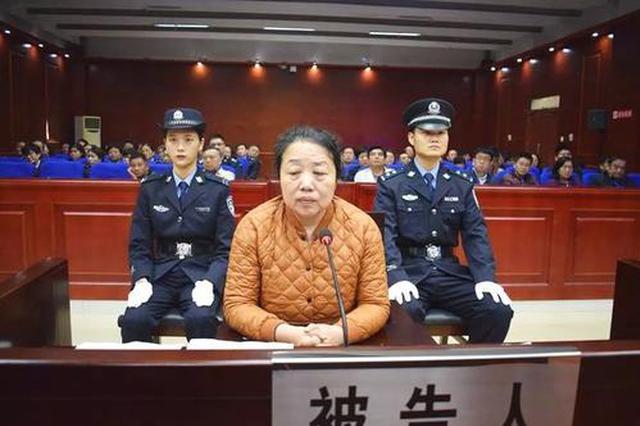 巢湖经济开发区管委会原主任王爱华一审获刑11年6个月