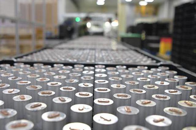 庐江:高新技术产业增速 创新发展持续加力