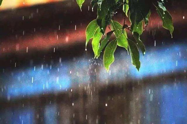 """周末雨水""""中场休息"""" 下周降雨转战江南"""