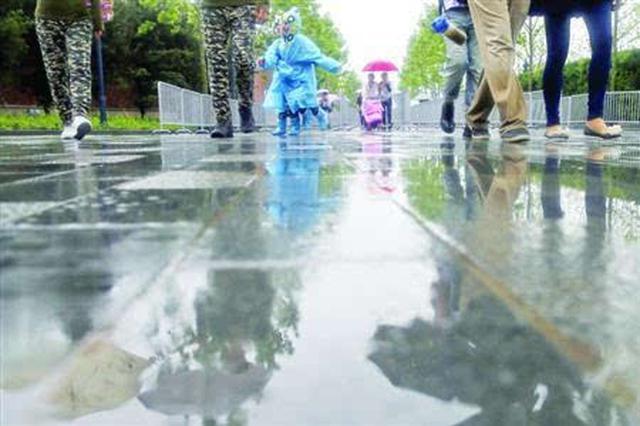 安徽未来几天雨水暂歇 29日前后有一次明显降水