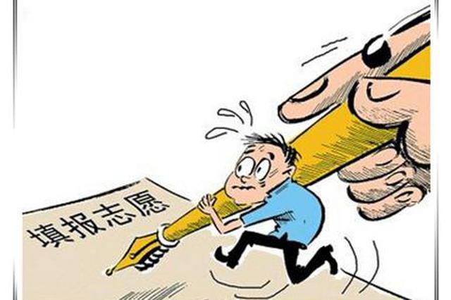 2019年安徽省高考各批次控制分数线公布