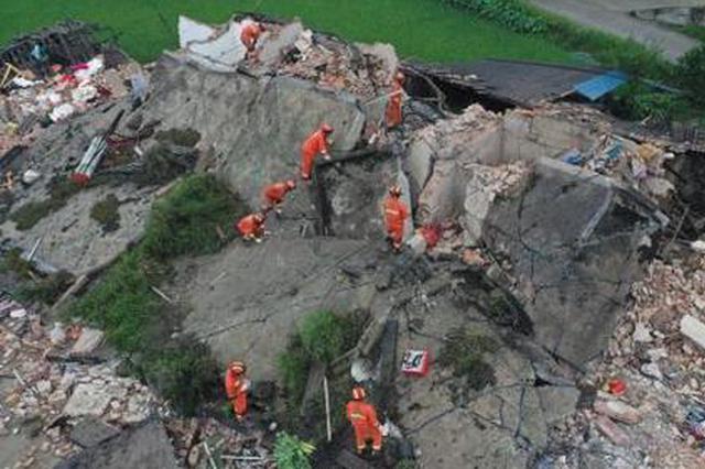 长宁6.0级地震后已现3次5级以上余震 专家:情况少见