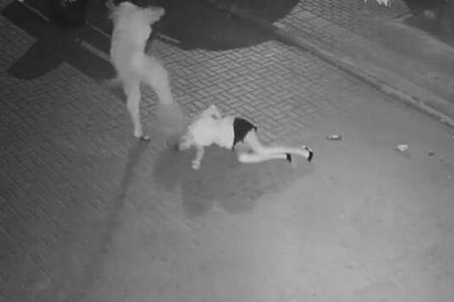 女子深夜遭殴打 公安部再发声:正告嫌疑人抓紧投案