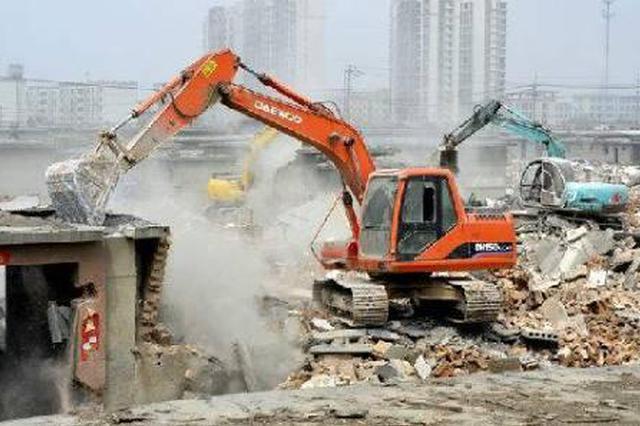 """滁州市启动""""天眼""""监控建筑工地扬尘"""