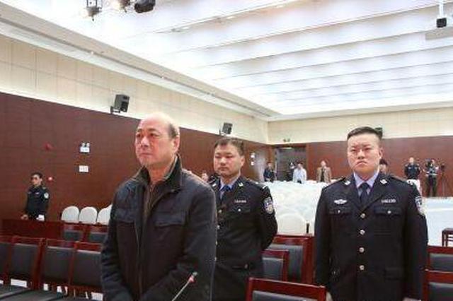 利辛县公安局原副局长孙亚峰一审获刑六年三个月