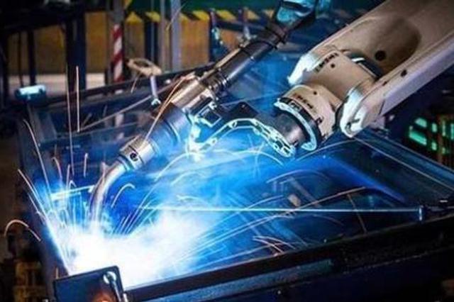 池州装备制造规上企业产值同比增长29.51%