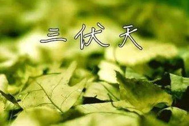 芜湖市疾控中心发布三伏天提醒