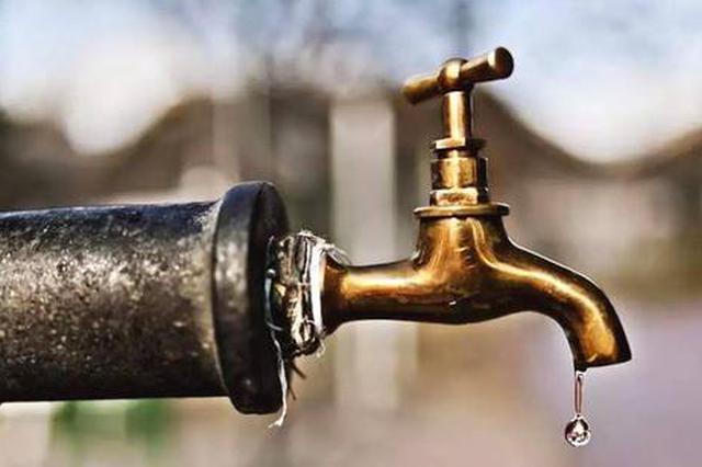 7月15日起 银湖北路部分区域停水36小时