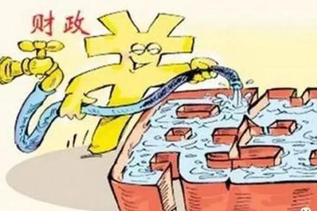 上半年阜阳市民生类支出310.8亿元