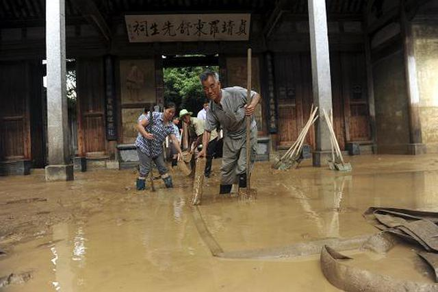 黄山市入梅以来雨量远超历史同期