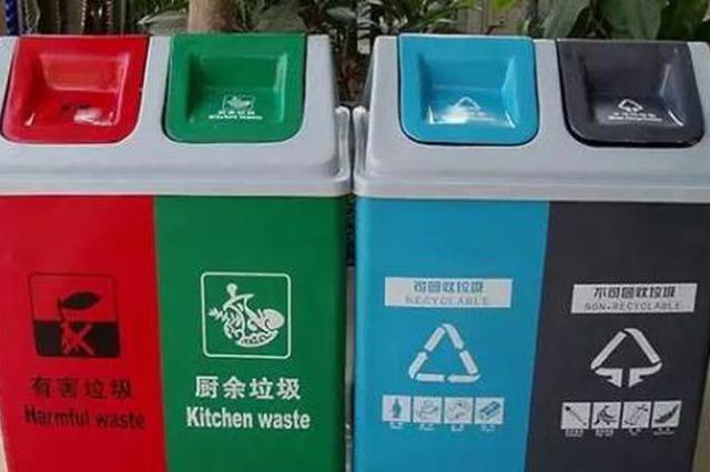 铜陵市卫健委部署生活垃圾分类工作