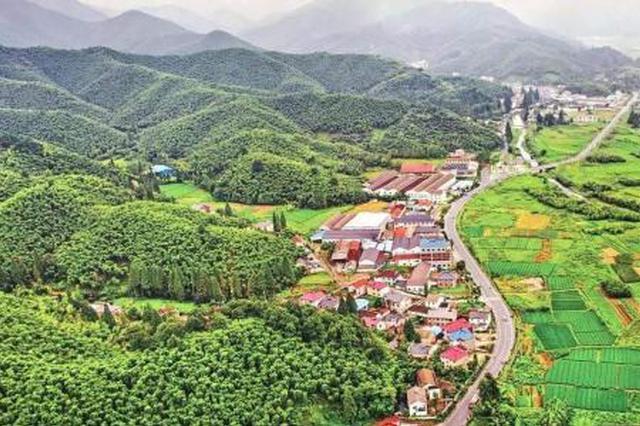 黄山市高质量建设农村人居环境